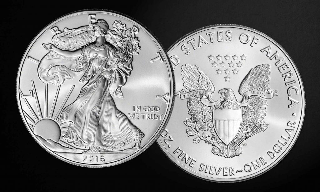 commemorative coins 1 silver dollar