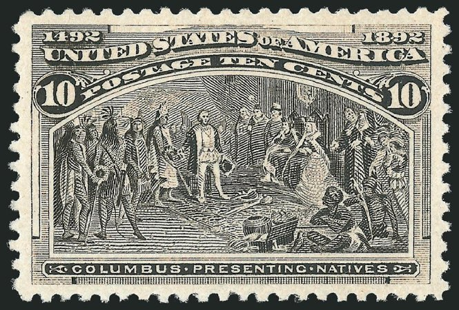 us commemorative stamp 1892 columbus